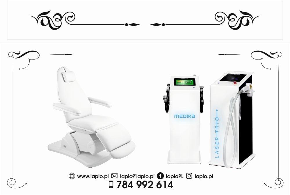 Lapio Professional Wyposażenie salonów kosmetycznych, salonów fryzjerskich i barebrskich w meble i urządzenia