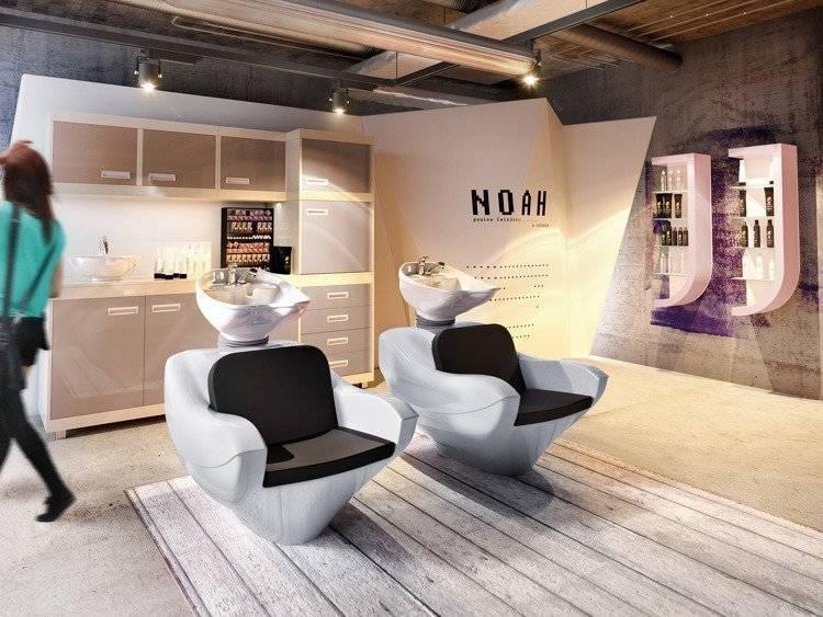 myjnia fryzjerska Noah